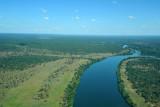Kafue River at Puku Pan