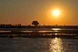 Chobe River Sunset, Botswana-Namibia