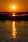 Sunset, Chobe River