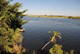 Chobe River from the Chobe Safari Lodge