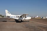 Kavango Air (A2-ICE), an Australian-built Gippsland GA8 Airvan