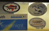 Self-fly safari companies: Hank's Aero Adventures, African Aero Safaris, Bushpilot Adventures