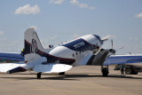 Highly modified turbine-powered DC-3 for geological research (ZS-ASN)