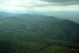 Mafinga Hills south of Shiwa Ngandu - not many good emergency landing sites here