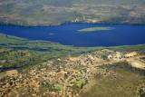Zambezi River just east of Chiawa
