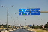 Road to Amman