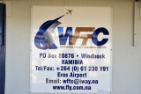 Windhoek Flight Training Centre, Eros