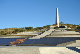 Heroes Acre is inspired by Pyongyang's Revolutionary Martyr's Cemetery