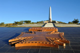 Heroes Acre opened in 2002