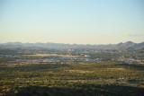 View of Windhoek from Heroes Acre