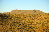 Hills surrounding Heroes Acre