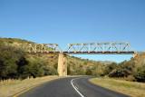 Trans-Kalahari Highway east of Windhoek