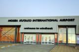Hosea Kutako International Airport, Windhoek (FYWH)