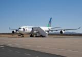Air Namibia A340-300 at WDH