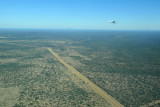 Light aircraft are a great way to get around Namibia since distances are vast and the roads mostly unpaved