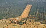 Runway at a farm NE of Windhoek (S21 36.4/E17 42.4)