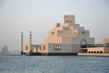 Architecture of the Museum of Islamic Art, Doha (I.M. Pei)