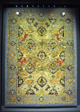 Silk tapestry, Iran