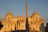 Santa Maria Maggiore, Piazza dell'Esquilino
