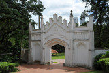 Gothic Gate, 1846, Fort Canning Park