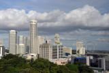 Central Singapore - North, Raffles City, Singapore Flyer