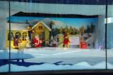 David Jones Christmas windows, Sydney 2008