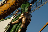 The Cuauhtemoc is named after an Aztec leader of Tenochtitlan who lived 1502-1525