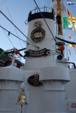 Stack of the Cuauhtemoc