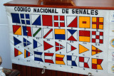 Signal flags - Mexican