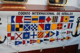 Signal flags - International