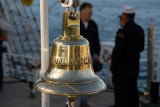 Ship's Bell of the Cuauhtemoc