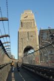 The Northeast Tower - Sydney Harbour Bridge