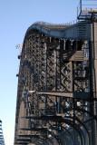 Sydney Harbour Bridge - the easy walk