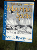 Trail of the Mountain Spirits Scenic Byway, New Mexico