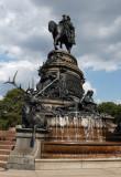 Philadelphia's Washington Monument, Eakins Oval