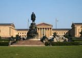 Philadelphia Museum of Art, established 1876