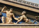 Theseus and the Minotaur, Carl Paul Jennewein