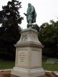 Captain John Smith statue - Jamestown