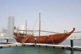 Dhow - Sharjah Aquarium