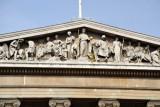 British Museum pediment sculpture group