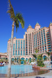 Most of the Atlantis is restricted to guests only