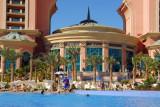 Main pool of the Atlantis