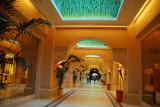The Avenues - a public area of Atlantis, the Palm