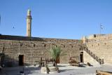 Dubai Museum - courtyard of Dubai Fort