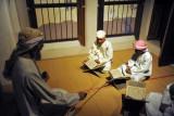 Dubai Museum - boy's Koran school
