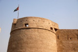 Dubai's Al Fahidi Fort, built in 1787, now the Dubai Museum