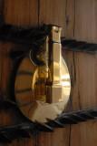 Brass knocker, Dubai Museum