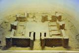 Model of the Jumeirah Archeological Site, Dubai Museum