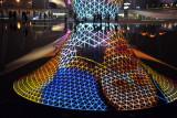 Reflecting pool, Celebration Square