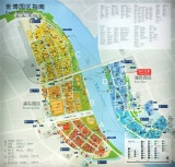 The Shanghai Expo 2010 is huge, covering both sides of the Huangpu River